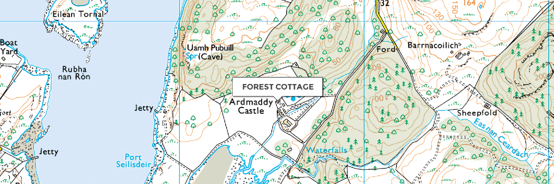 Lodge Map